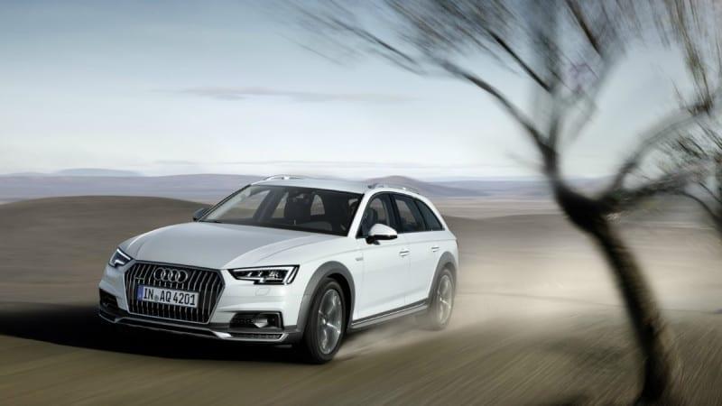 Audi A4 allroad – Pentru familistul convins