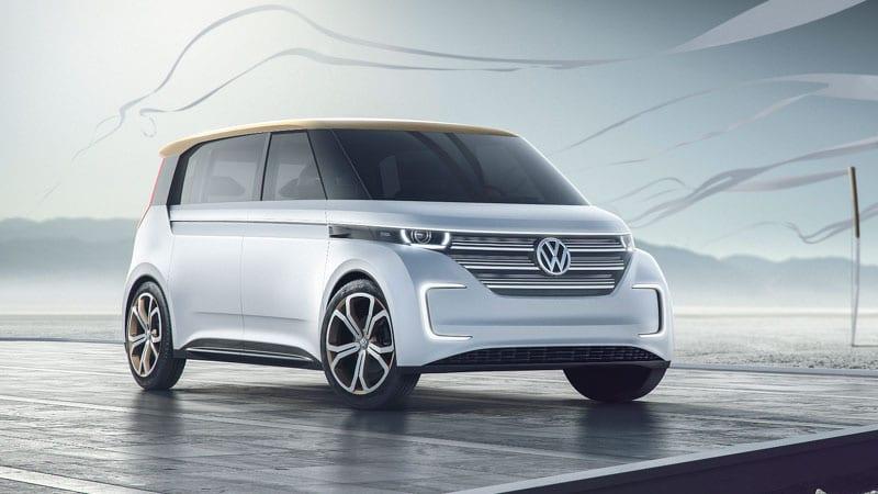 Volkswagen Budd-e Concept – Busul secolului 21