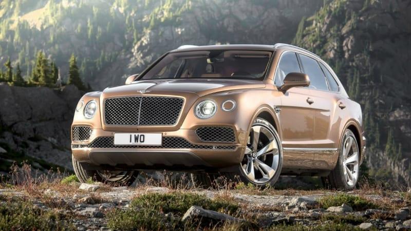Bentley Bentayga sold out în România pe 2016!