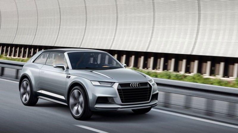 Audi: SUV-uri pentru toate gusturile