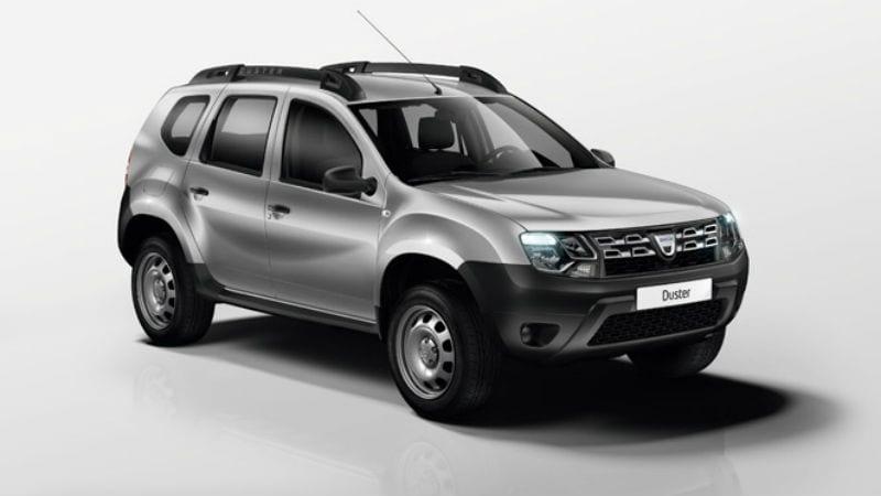 Duster rămâne pe locul doi în topul vânzărilor Dacia
