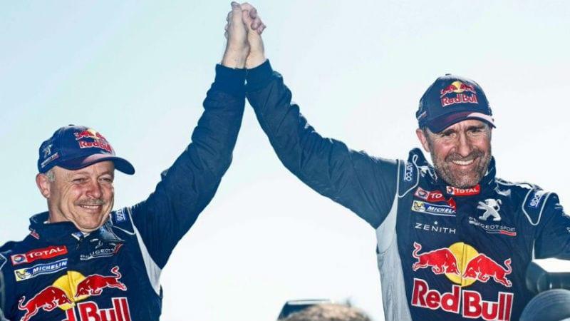 Peterhansel a câștigat ediția 2016 a Raliului Dakar
