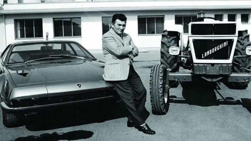 Hollywood-ul pregătește un film despre Ferruccio Lamborghini