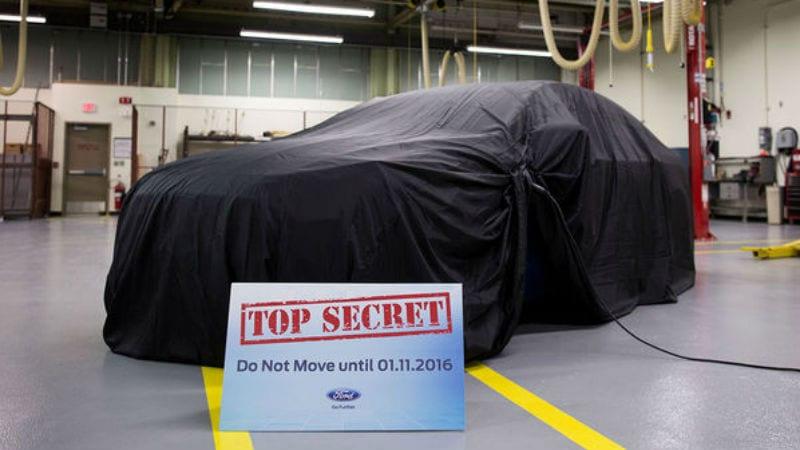 Ford pregătește un SUV plug-in hybrid pentru începutul lui 2016
