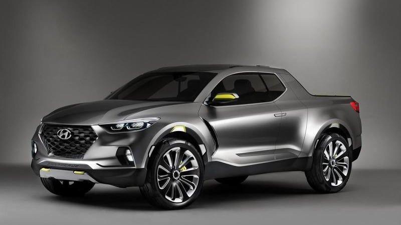 Hyundai Santa Cruz va avea o versiune de producție