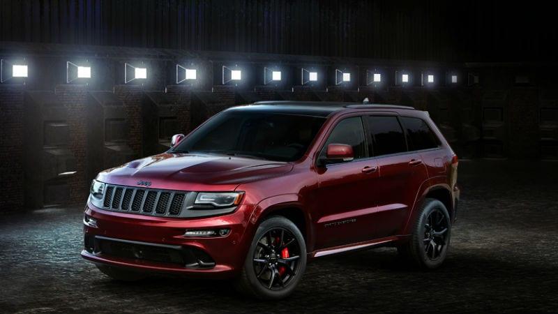 Jeep Grand Cherokee SRT Hellcat sosește în 2017