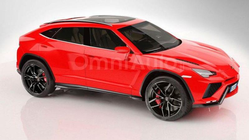 Lamborghini Urus, primul SUV al italienilor, nu va integra un sistem de conducere autonomă