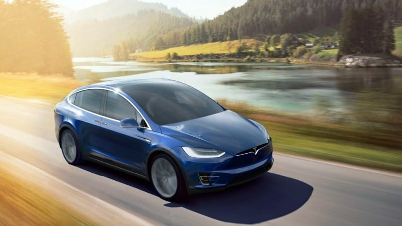 Tesla Model X 70D – Noul entry-level al americanilor