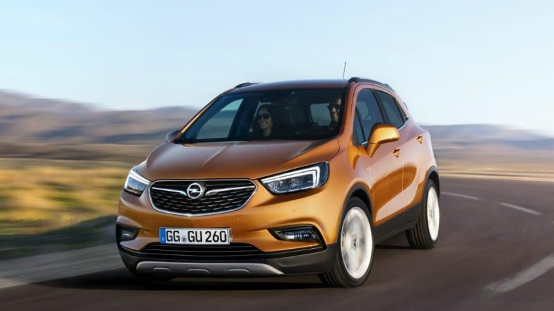 Opel Mokka X – Facelift binemeritat