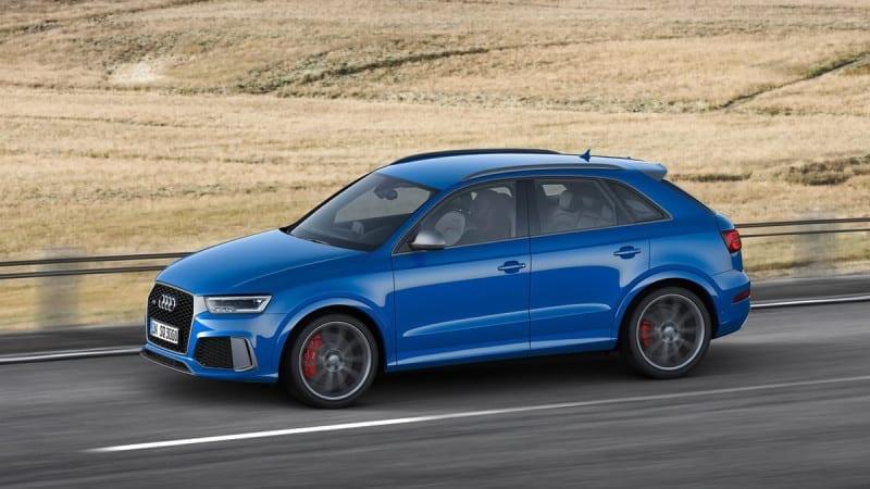 Audi RS Q3 Performance debutează la Geneva