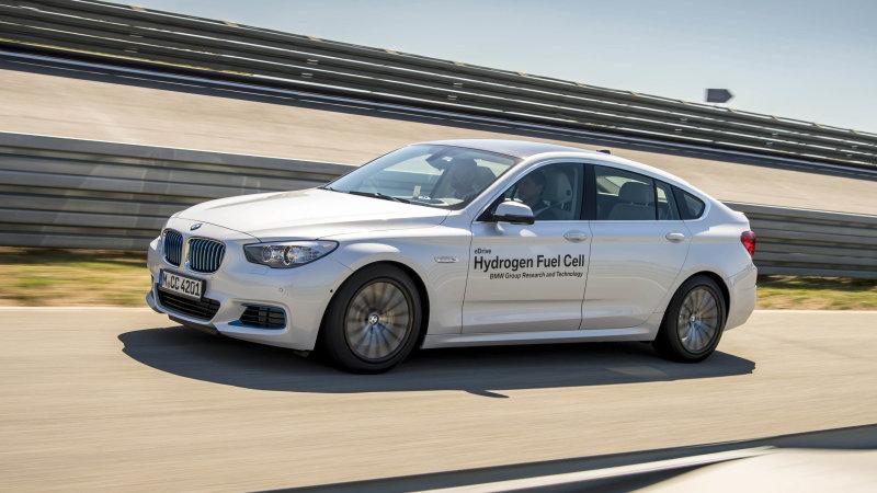 BMW va introduce pilele de combustie din 2020