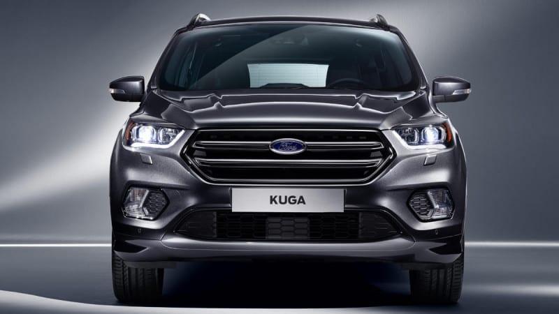 Ford Kuga facelift – Restart