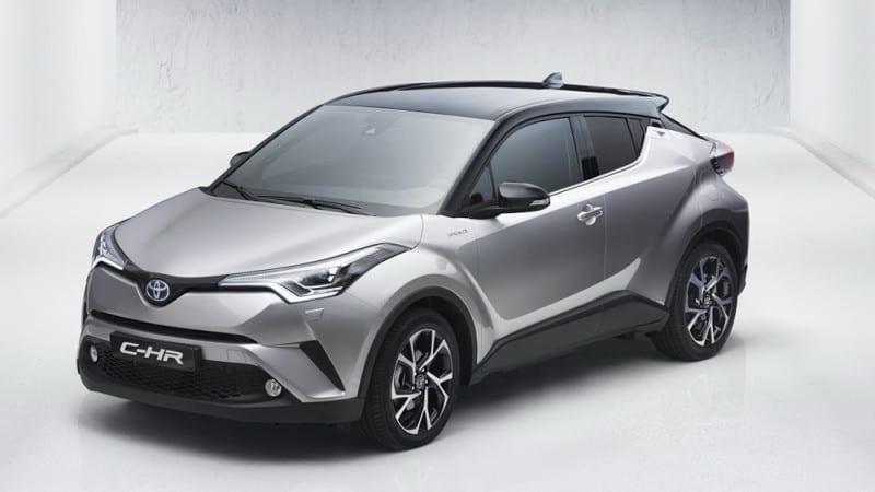 Toyota C-HR – SUV hibrid de oraş