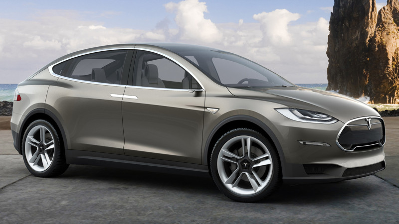Tesla Model S poate fi parcată doar din cheie sau cu ajutorul telefonului mobil