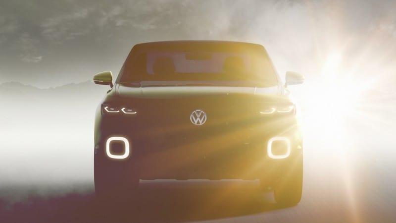 Volkswagen T-Cross ajunge la Geneva
