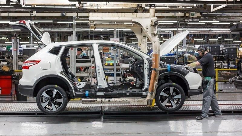 Nissan crește producția lui Qashqai. Piața o cere