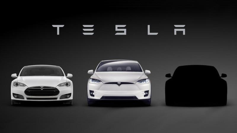 Tesla Model 3 vine pe 31 martie