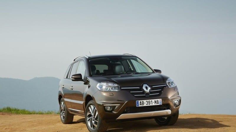 Renault scapă de Koleos. Viitorul SUV mare s-ar putea numi Maxthon