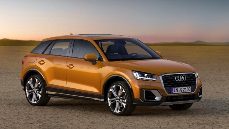 Audi nu renunță la ideea unui SQ2