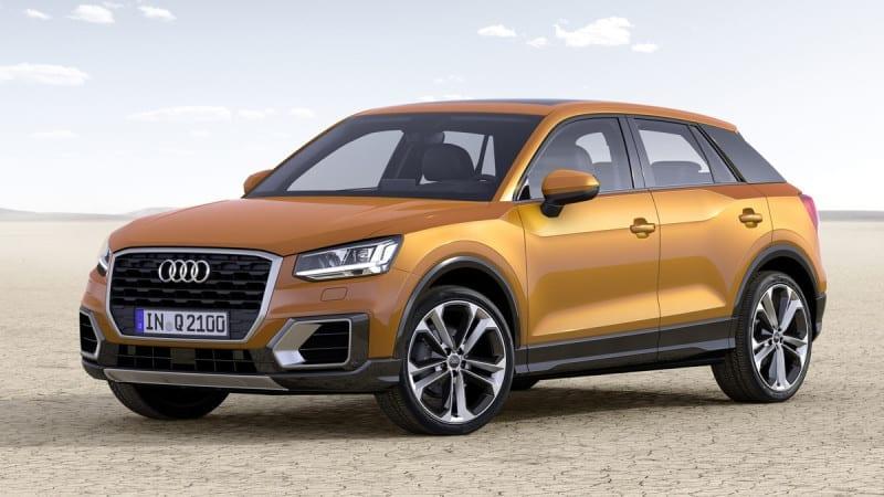 Audi Q2 a fost prezentat la Geneva