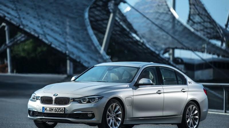 BMW promite câte un hibrid la fiecare trei luni