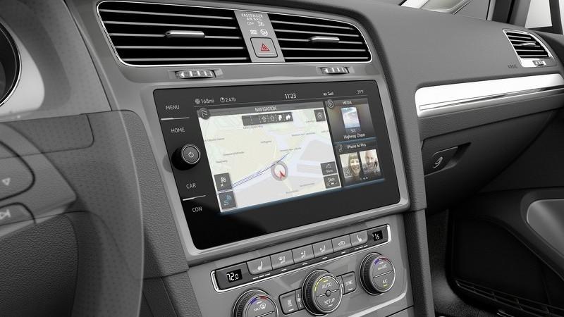 Volkswagen e-Golf Touch a debutat la CES