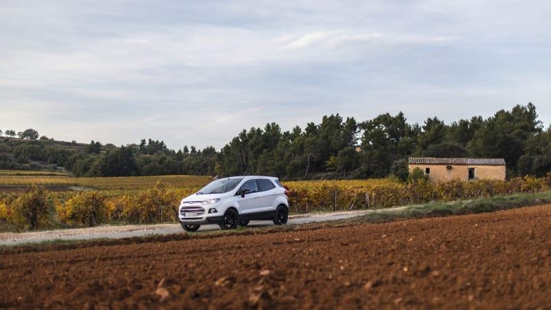 Viitorul Ford EcoSport va fi produs la Craiova