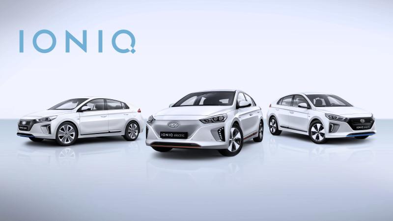 Hyundai va prezenta noul Ioniq în cadrul Salonului Auto