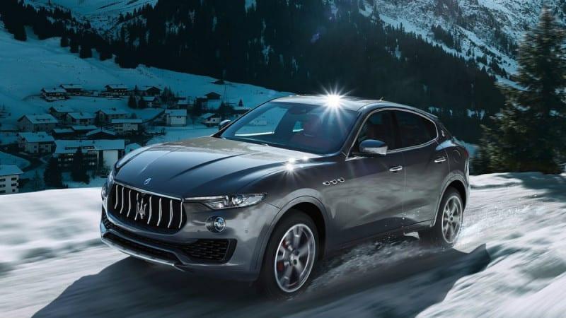 Maserati Levante a fost prezentat la Geneva