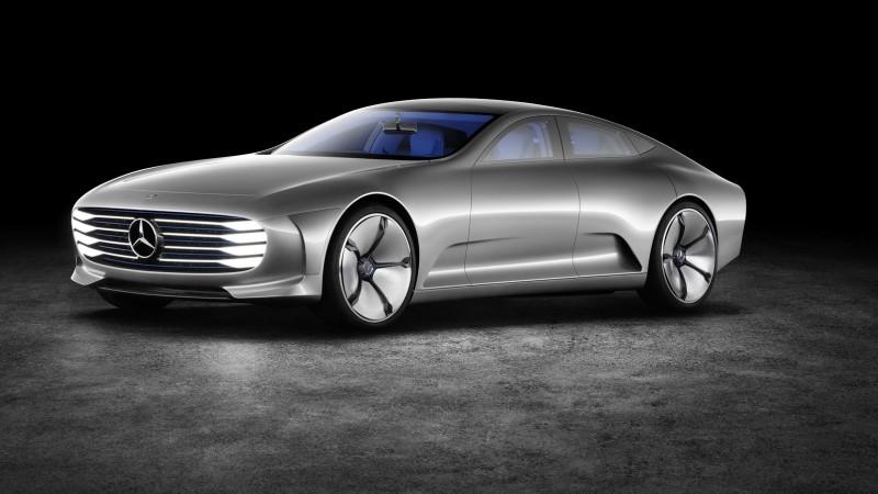 Mercedes demarează ofensiva electricelor – 4 modele noi în viitorul apropiat