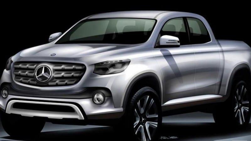 Pick-upul Mercedes-Benz nu va avea o versiune AMG