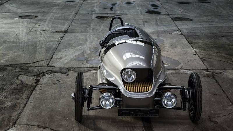 Morgan EV3 a fost expus la Geneva