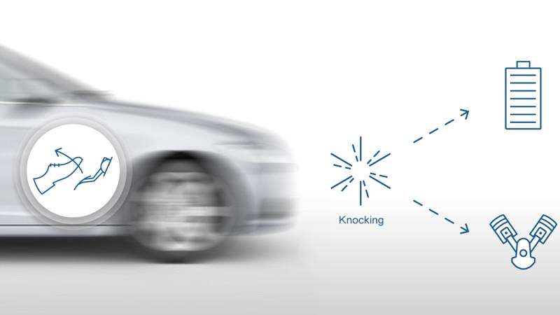 pedala de acceleratie haptica inteligenta