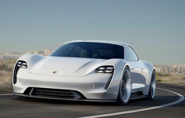 Porsche va lansa o versiune de producţie a lui Mission E