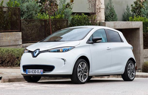 Renault a vândut cele mai multe mașini electrice în Europa