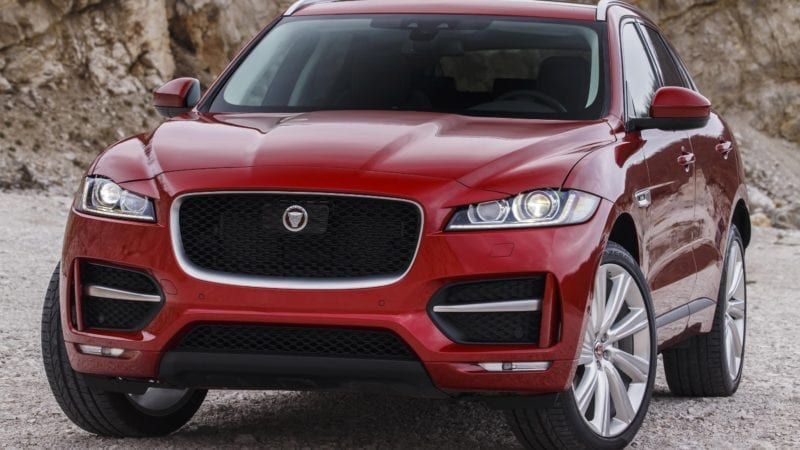 Jaguar F-Pace a primit titlul World Car of the Year 2017