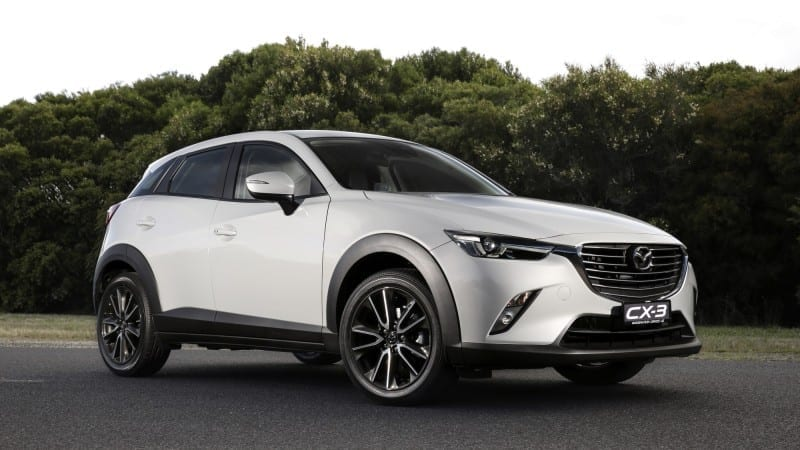 România: Mazda CX-3 a avut o influență majoră asupra vânzărilor din primul trimestru