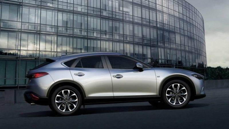 Mazda CX-4, pregătit pentru piața din China