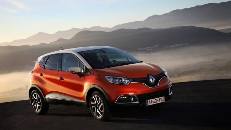 Peste 3.000 de unități Renault Captur sunt rechemate în service