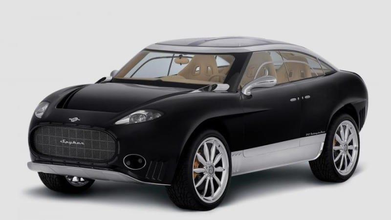 Spyker confirmă un viitor crossover. O versiune electrică este în plan