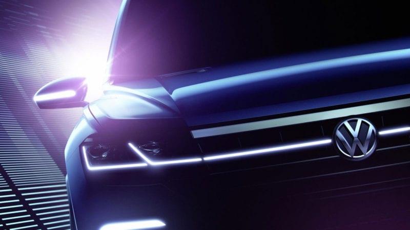 Volkswagen promite un SUV eco la Beijing
