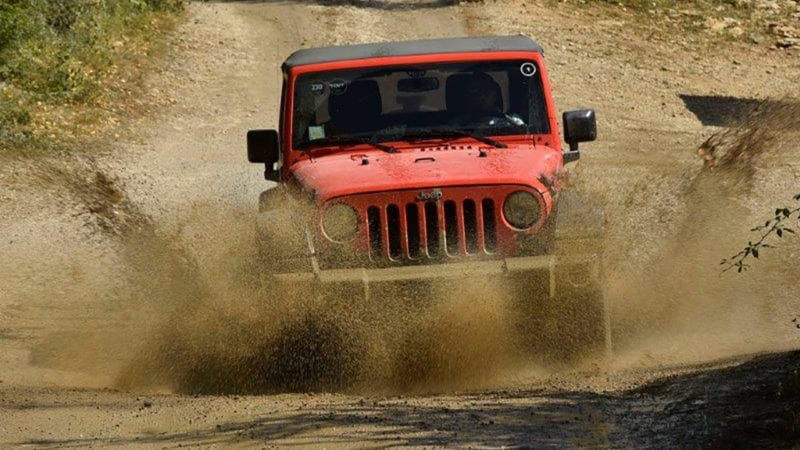 La Camp Jeep 2016 se sărbătoresc 75 de ani de istorie a mărcii americane