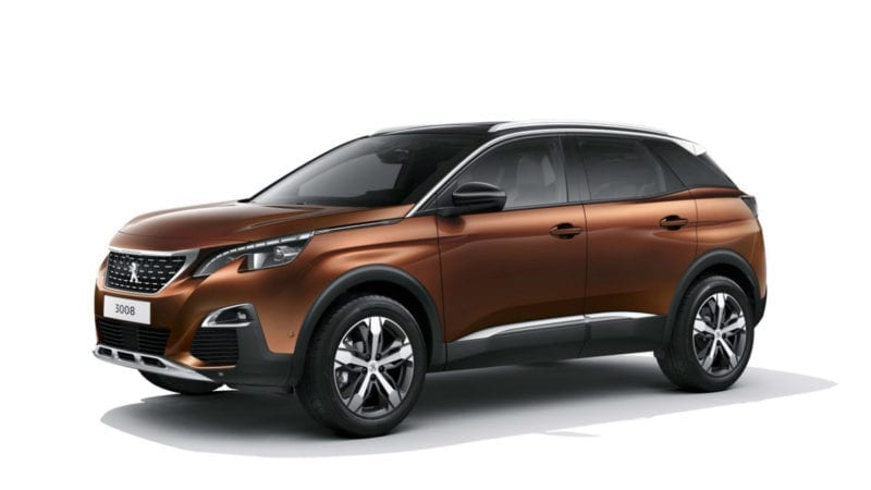 Peugeot 3008 va avea o versiune hibridă de circa 300 CP