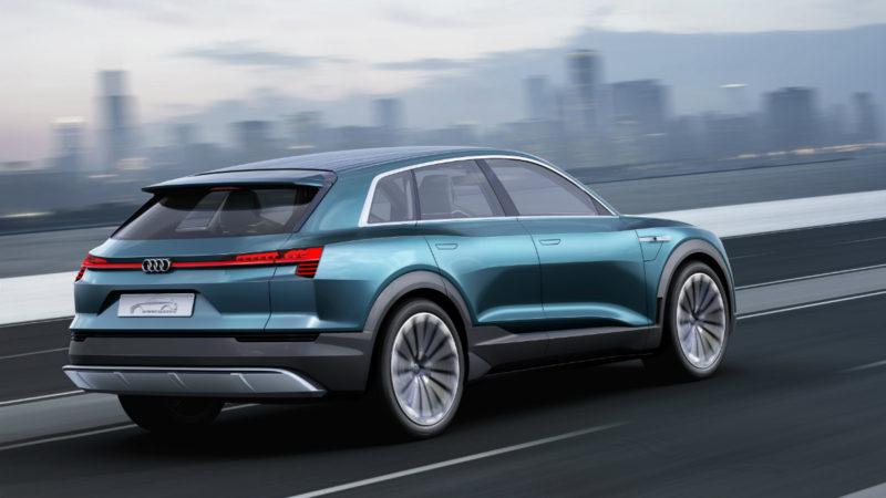 Audi mizează pe electric. Câte un vehicul eco în fiecare an începând cu 2018