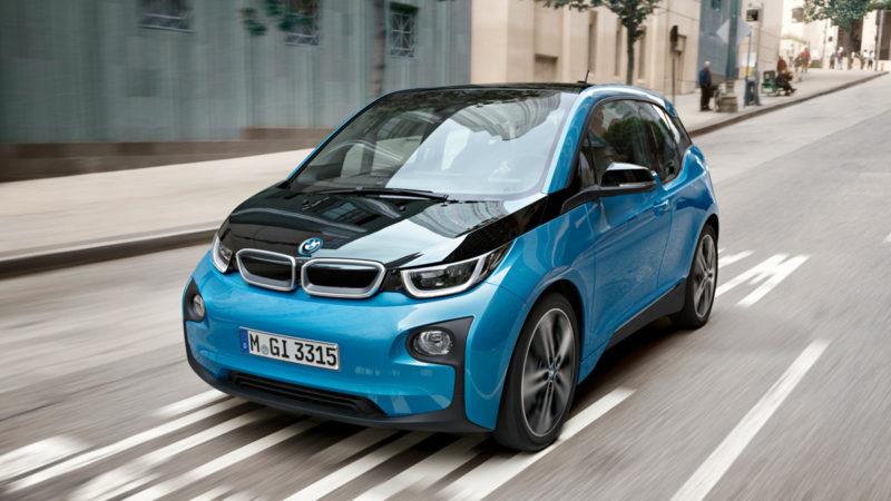 BMW i3, acum cu și mai multă autonomie