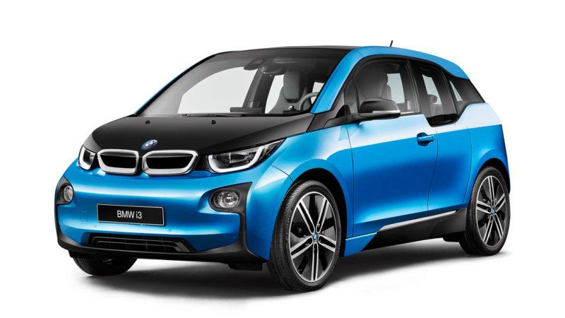 BMW pregătește i3S, o variantă de performanță pentru singurul electric bavarez