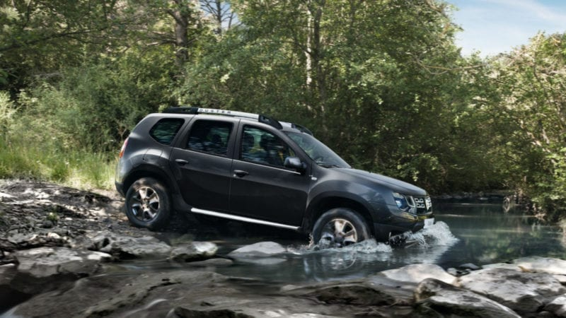 Dacia Duster – Cel mai asamblat model de la Mioveni