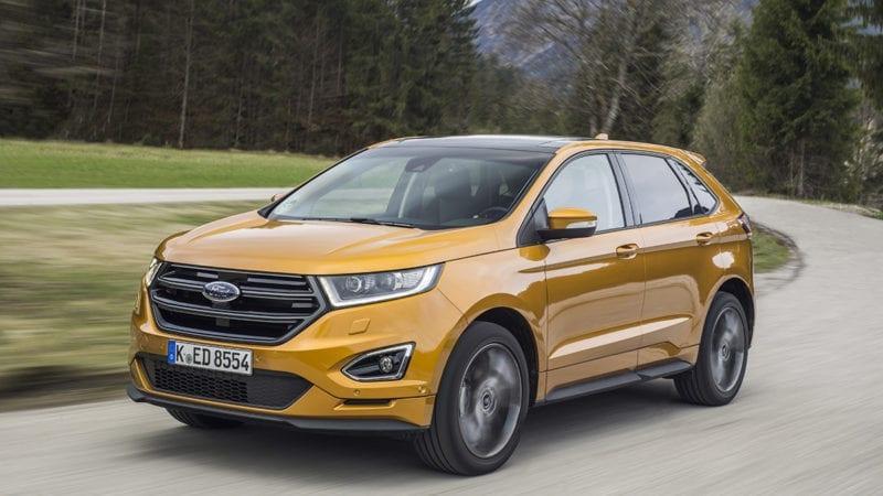 Ford Edge costă 41.600 de euro în România