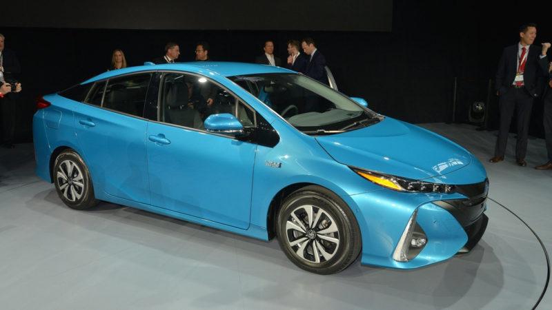 Toyota a vândut 9 milioane de mașini hibride la nivel global