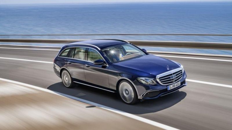 Mercedes-Benz confirmă o Clasa E Estate All Terrain